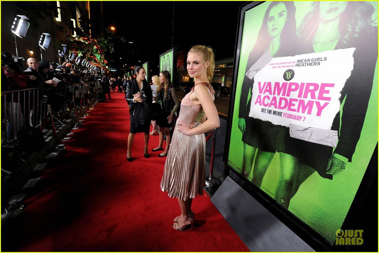 sarah hyland olga kurylenko vampire academy premiere 23