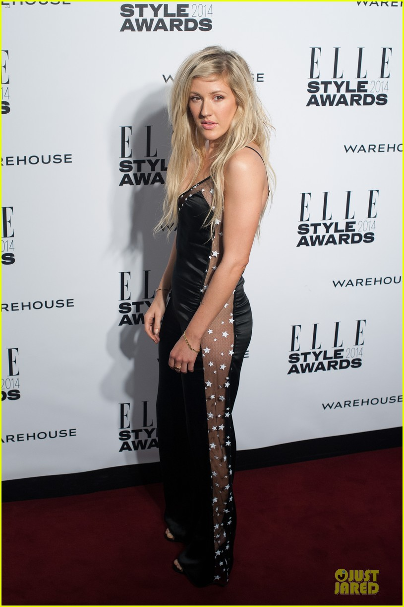 rita ora ellie goulding presenters at elle style awards 2014 06