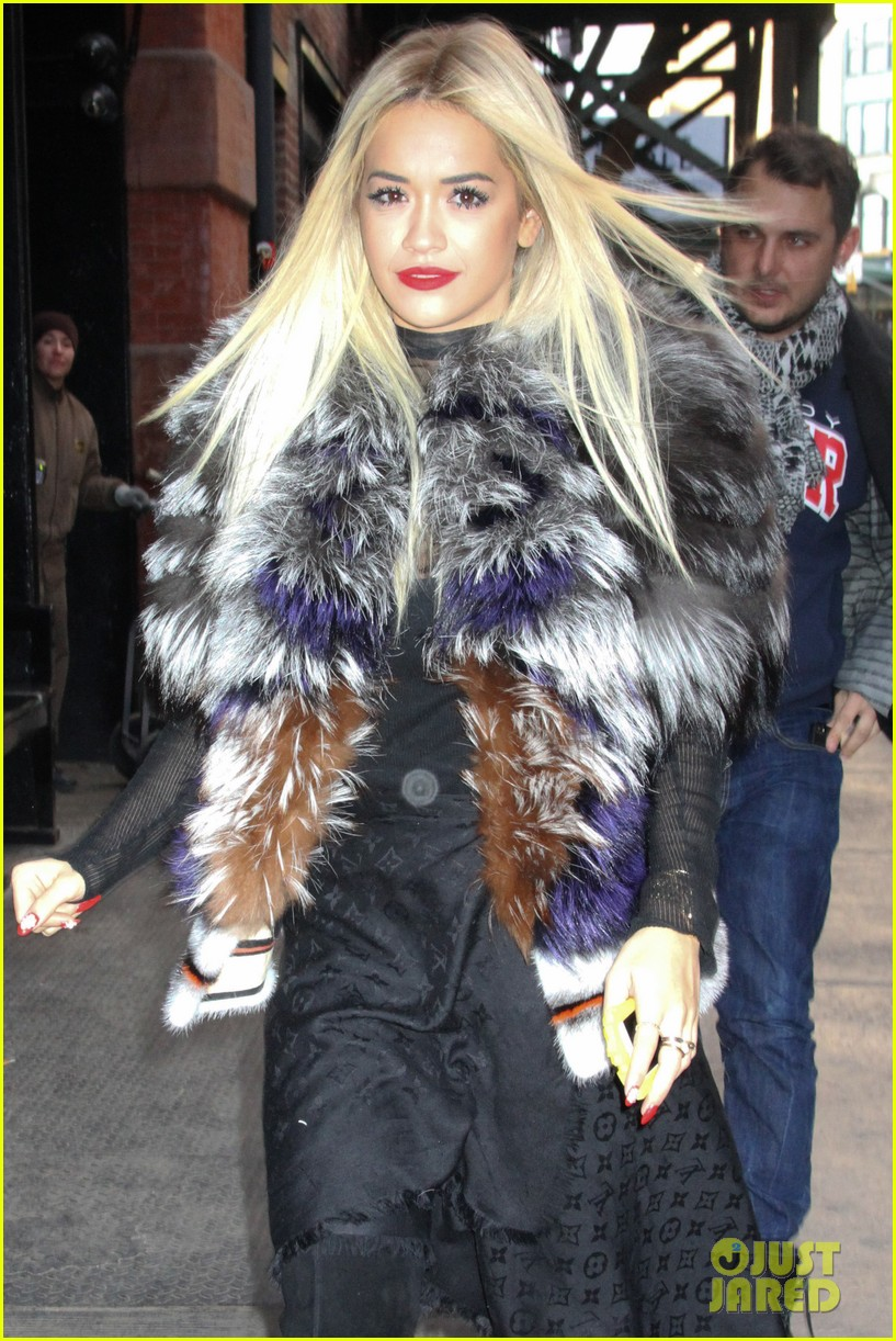rita ora paper magazine photo shoot in new york city 043061314