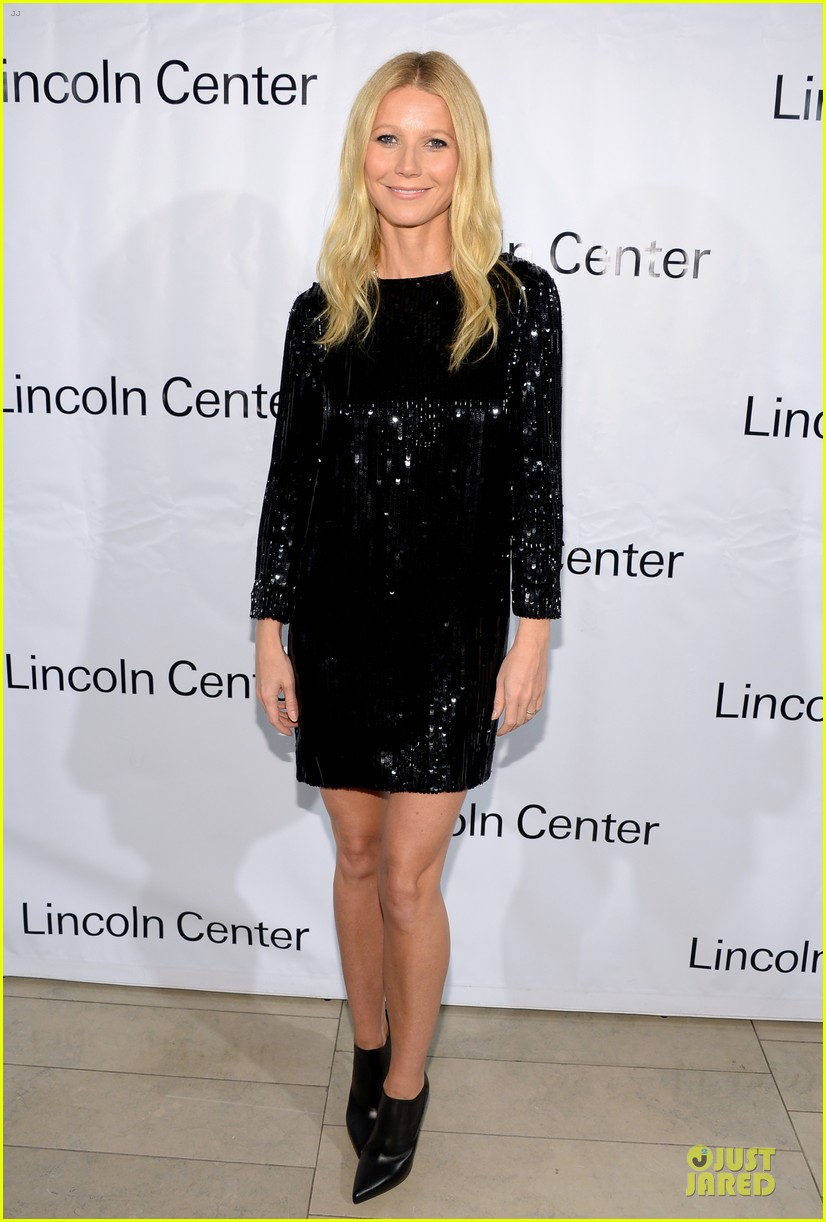 gwyneth paltrow sparkles the great american songbook event 01