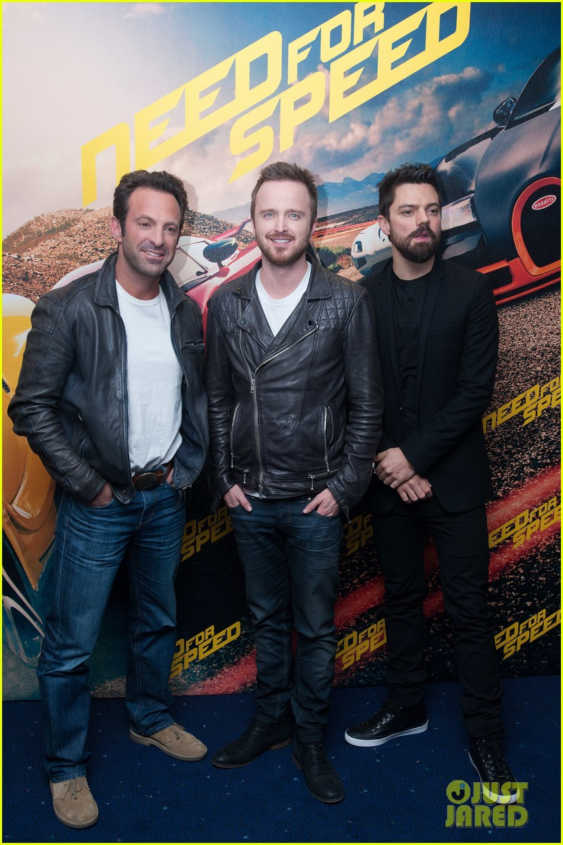 aaron paul dominic cooper need for speed fan screening 013061028