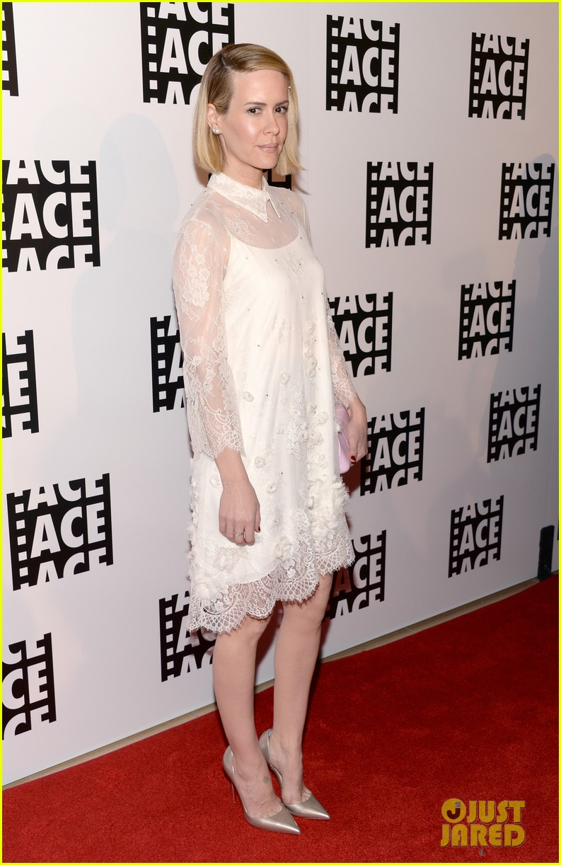sarah paulson will forte ace eddie awards 2014 05