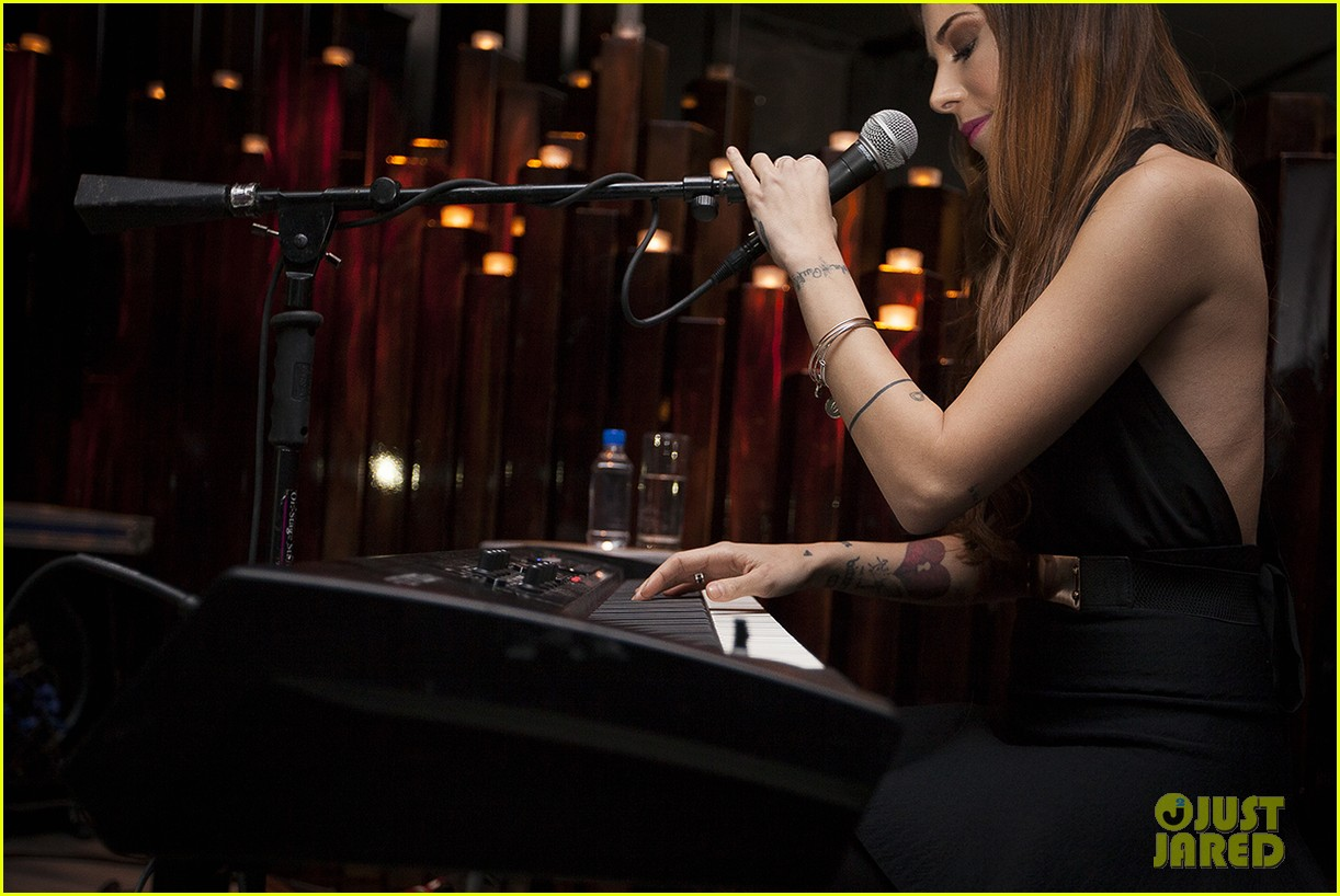 christina perri previews new album at nyc listening party 223061157