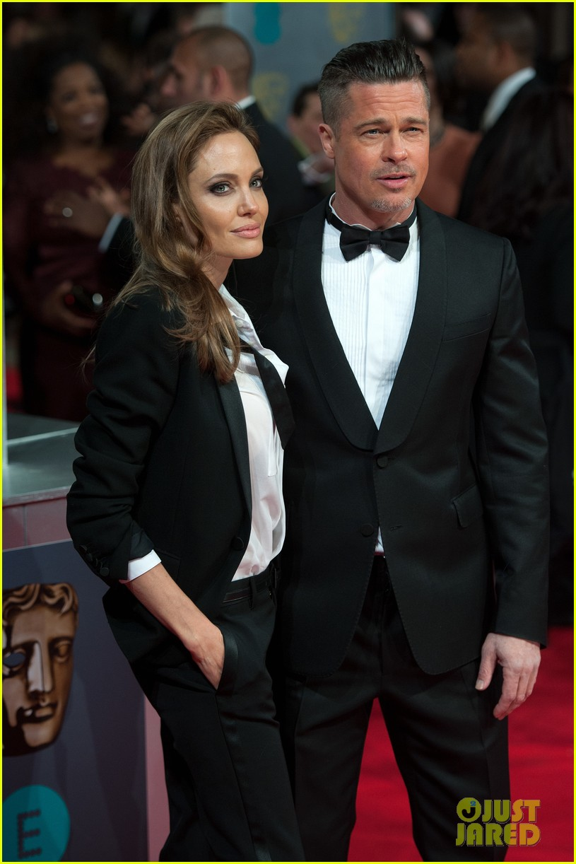 brad pitt wins best film at baftas 2014 watch video here 183054712
