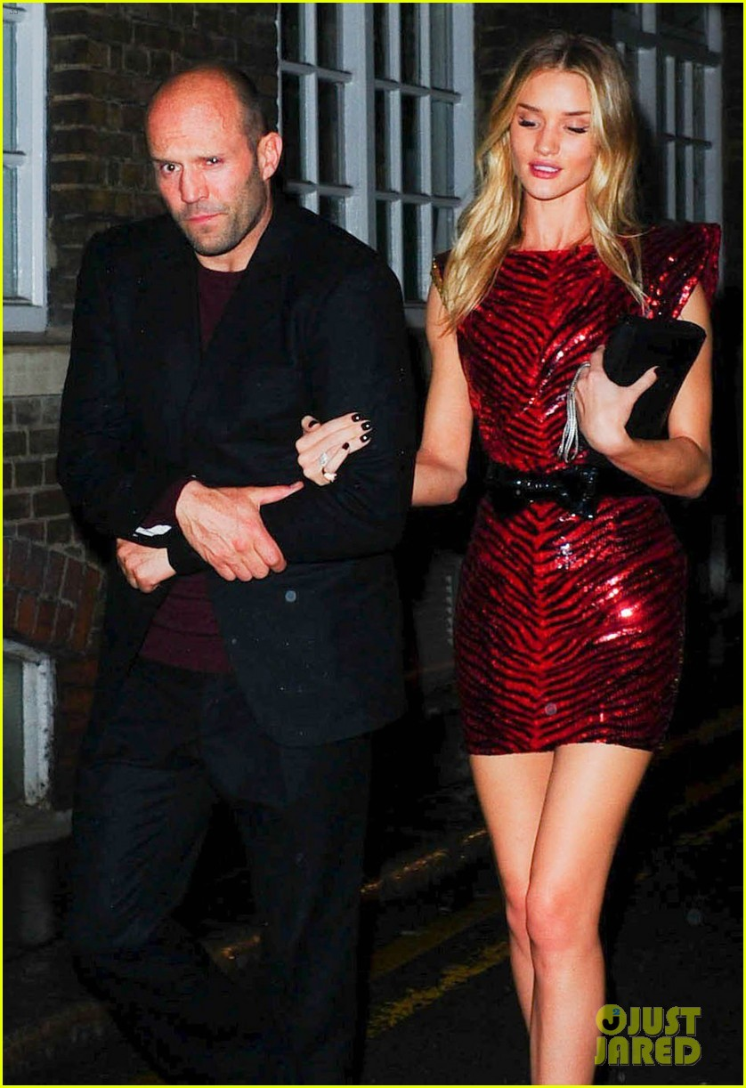 jason statham joins rosie huntington whiteley at brits party 10
