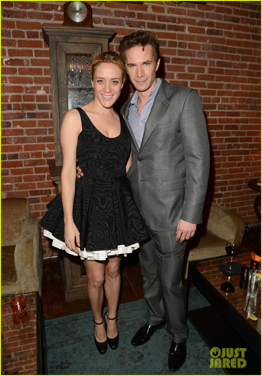 chloe sevigny james darcy those who kill premiere party 033061411