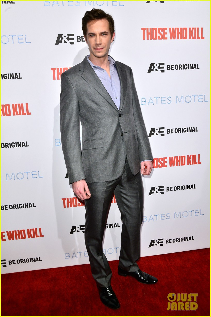 chloe sevigny james darcy those who kill premiere party 053061413