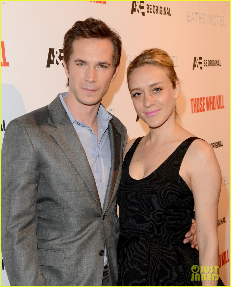 chloe sevigny james darcy those who kill premiere party 083061416