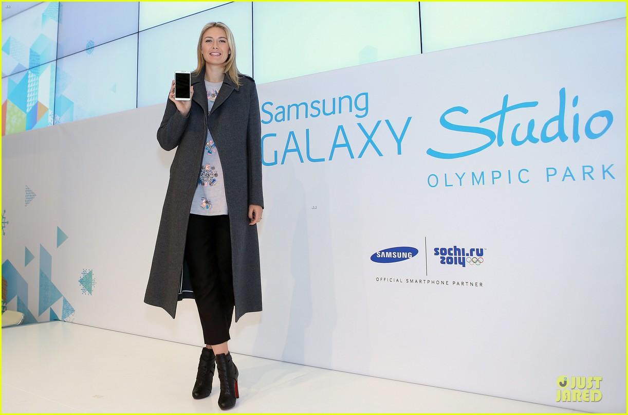 maria sharapova irina shayk sochi olympics 2014 opening ceremony 193049571