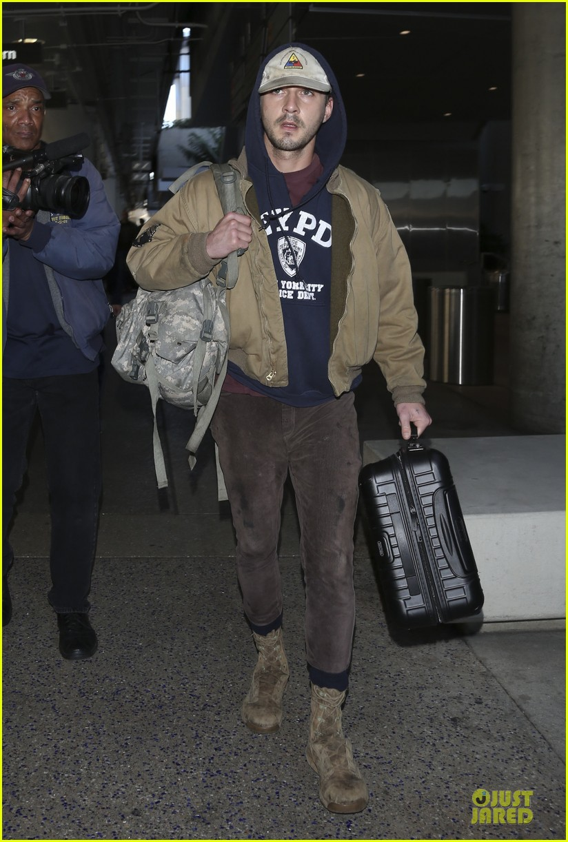 shia labeouf shows his face after paper bag berlin premiere 083050929
