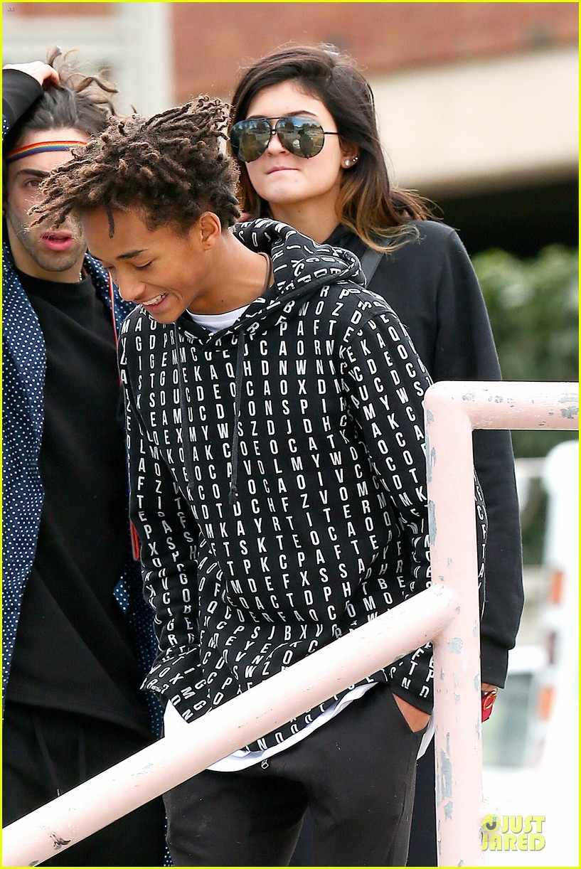 jaden smith kylie jenner express love for each other on twitter 02