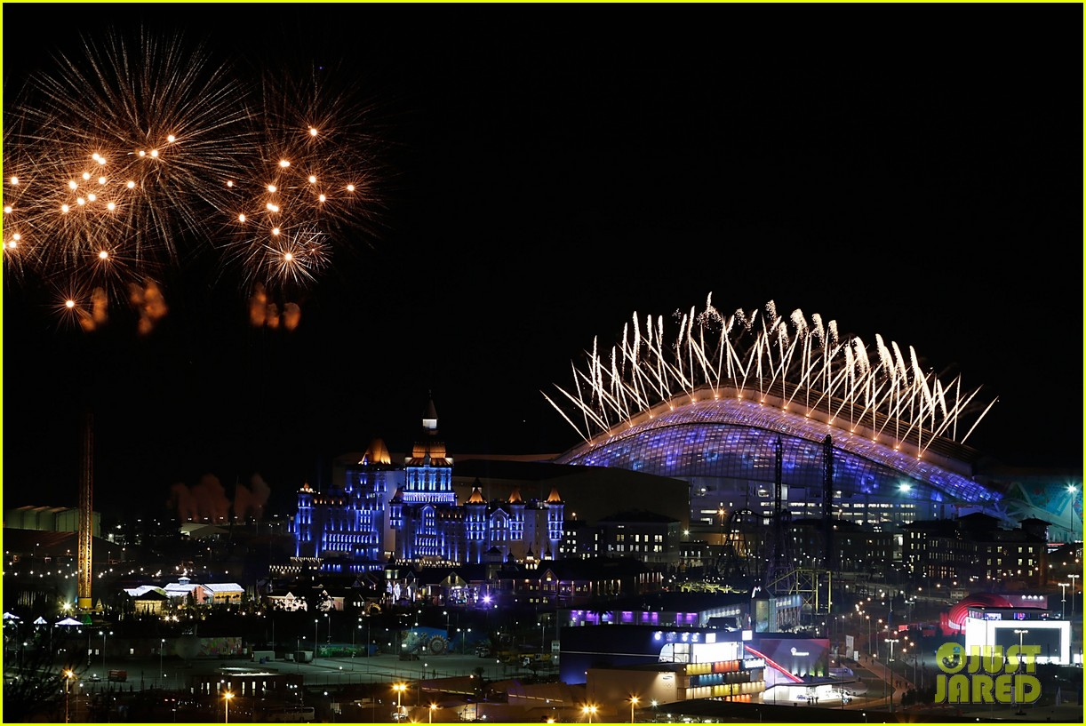 sochi olympics opening ceremony see picture highlights 133049156