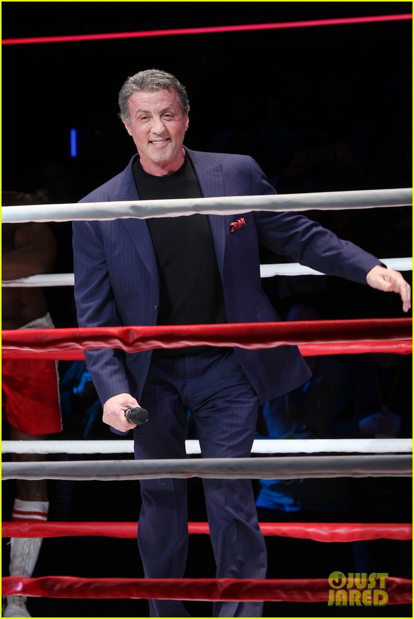 sylvester stallone helps launch rocky on broadway 083053185