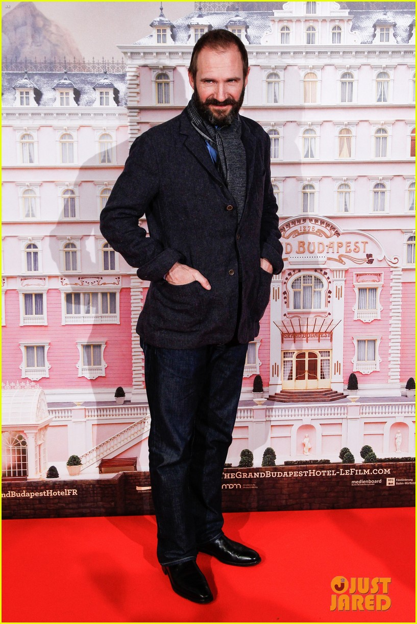 gaspard ulliel lends support at grand budapest hotel premiere 053057456