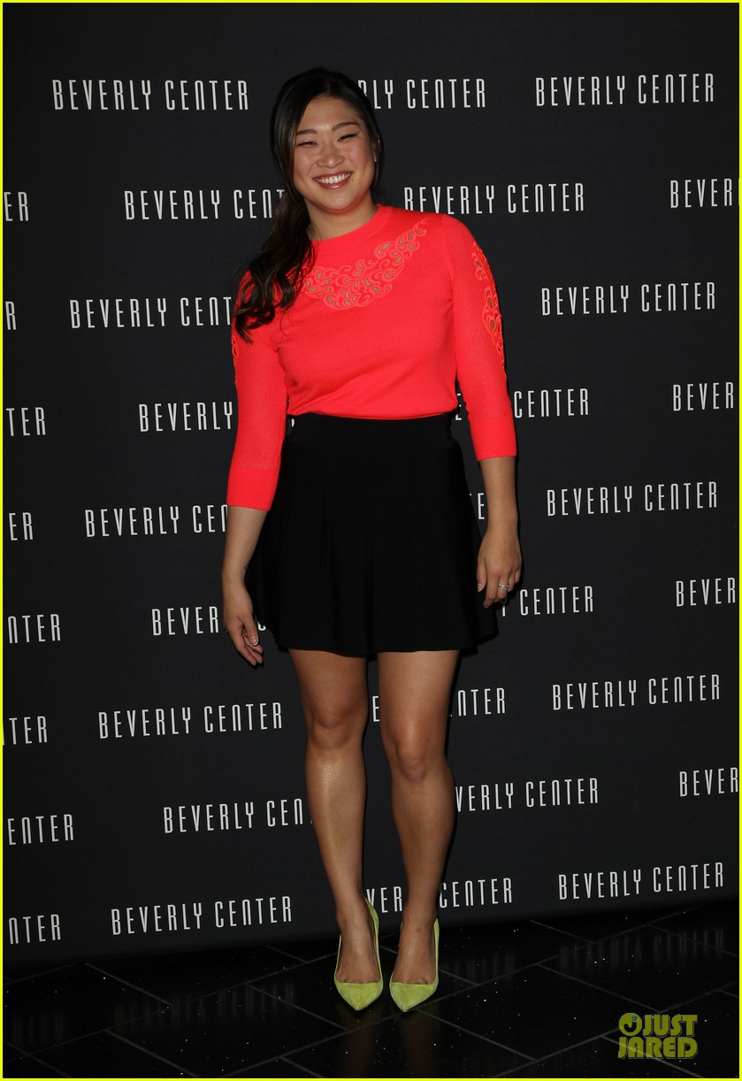 jenna ushkowitz red hot for chinese new year celebration 013047516