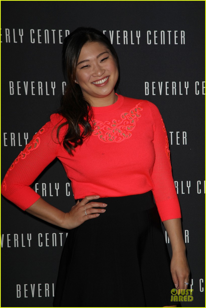jenna ushkowitz red hot for chinese new year celebration 04