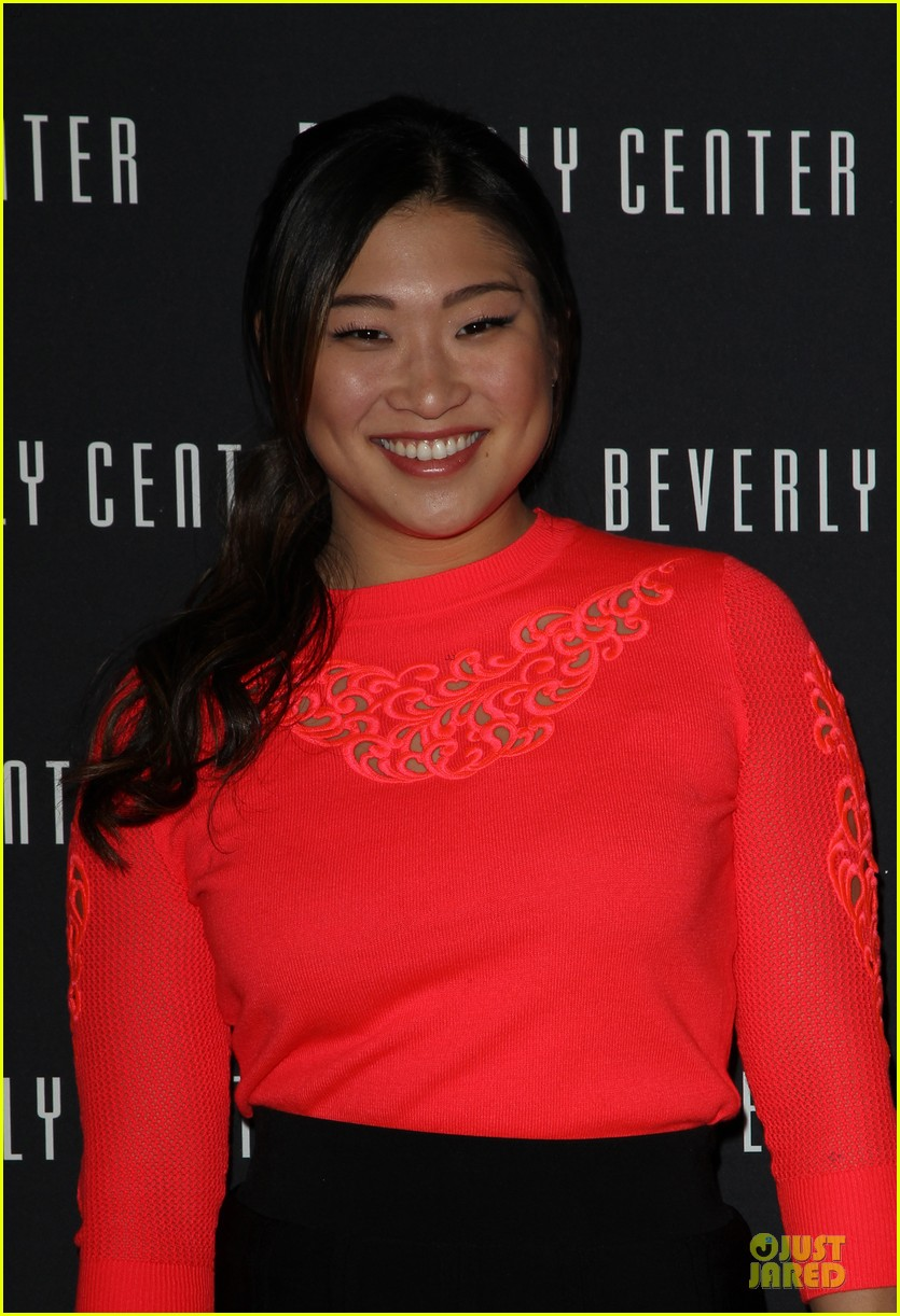 jenna ushkowitz red hot for chinese new year celebration 073047522