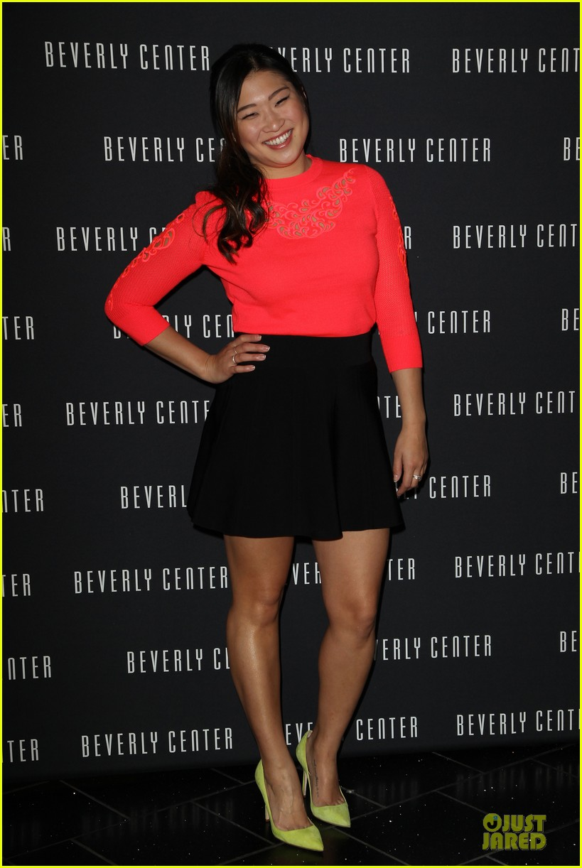 jenna ushkowitz red hot for chinese new year celebration 08