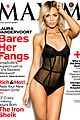 laura vandervoort sheer sexy for maxim magazine march 2014 04