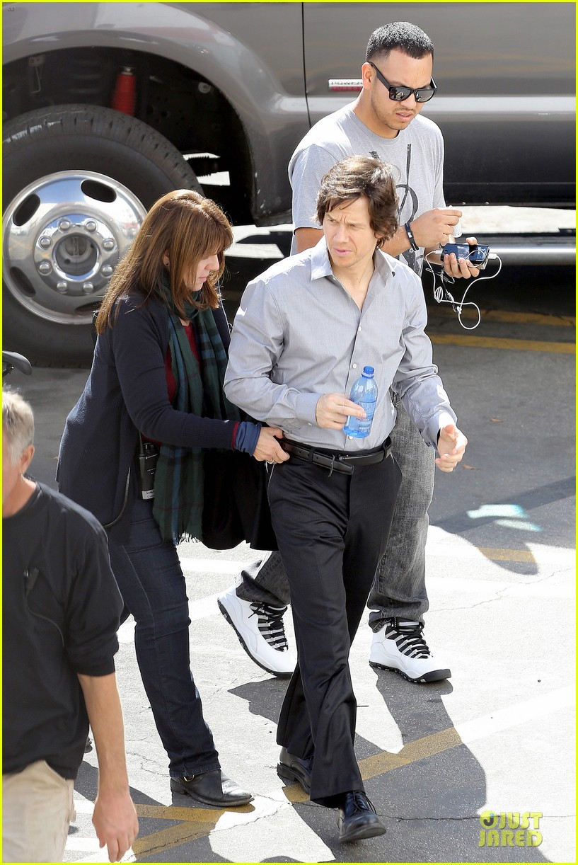 mark wahlberg all ruffled up by michael k williams on the gambler 16