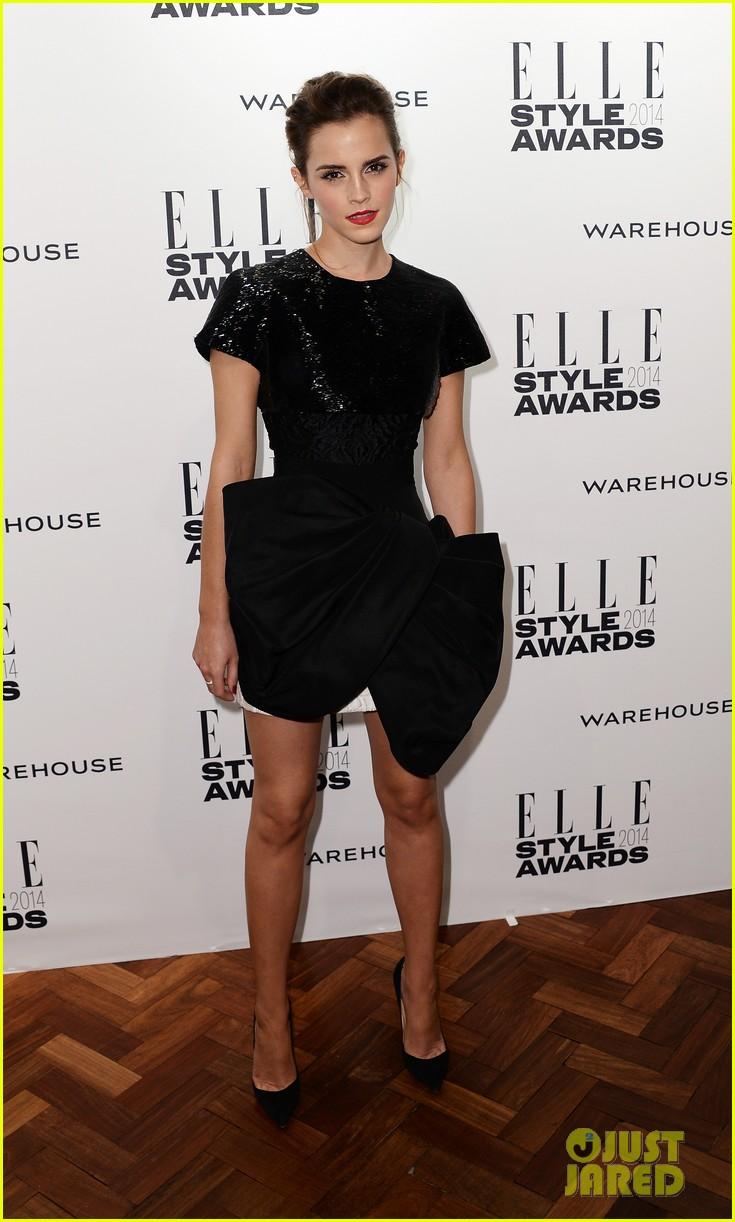 emma watson elle style awards 2014 05