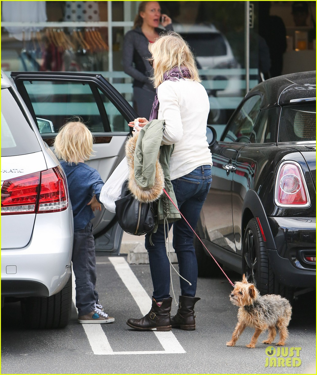 naomi watts liev schrieber hang with their boys 12