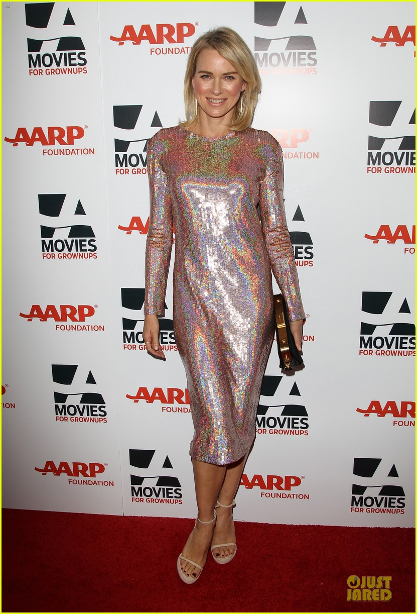 naomi watts melissa mccarthy aarp movies for grownups awards 093051122