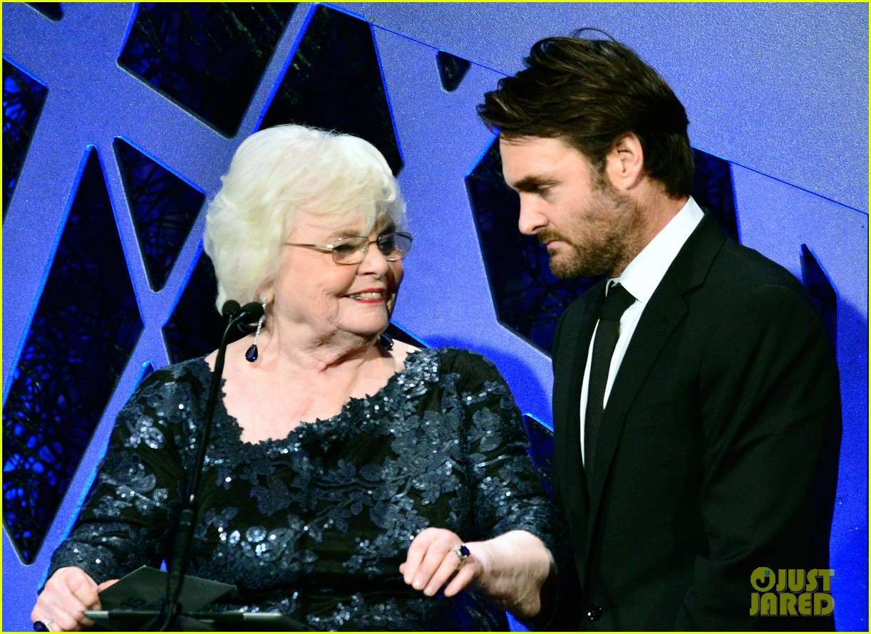 will forte june squibb costume designer guild awards 2014 03