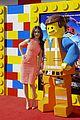 elizabeth banks will ferrell the lego movie premiere 12