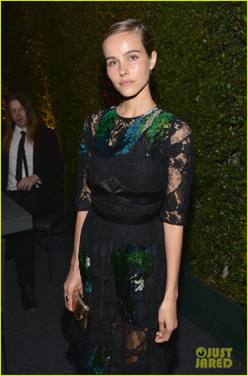 dianna agron isabel lucas moca anniversary gala 17