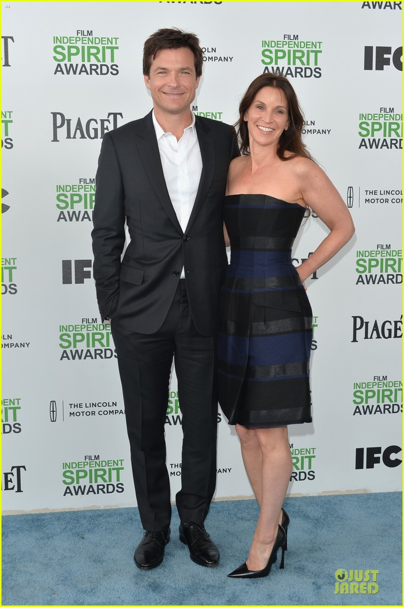 jason bateman forest whitaker bring wives to independent spirit awards 2014 013063117