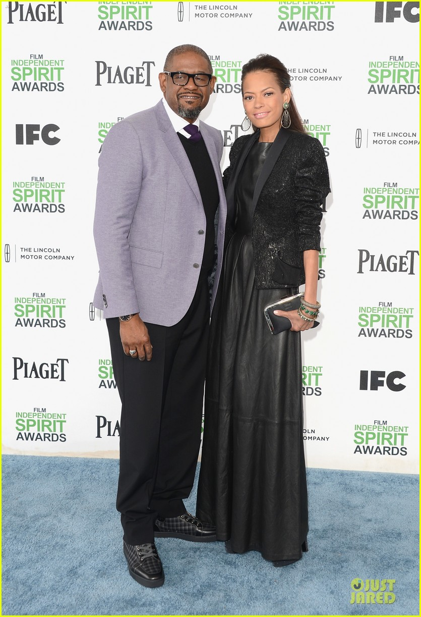 jason bateman forest whitaker bring wives to independent spirit awards 2014 03