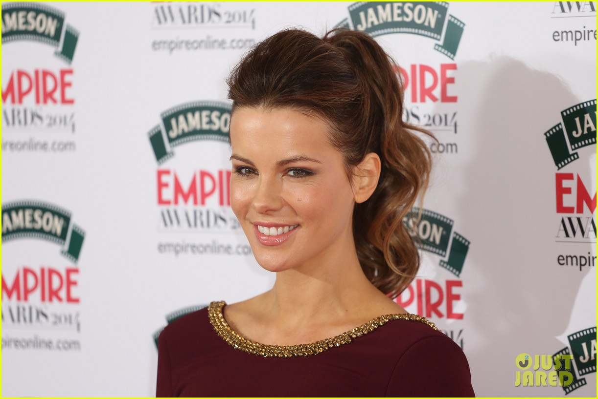 kate beckinsales cutout dress jameson empire awards 2014 043081805