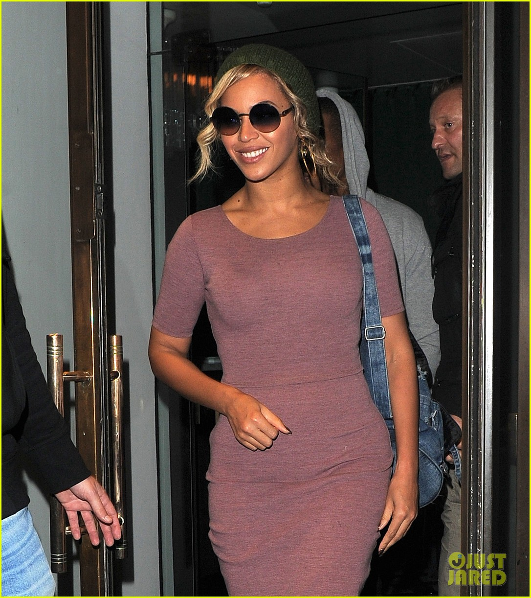 beyonce jay z date night in london before ireland shows 07