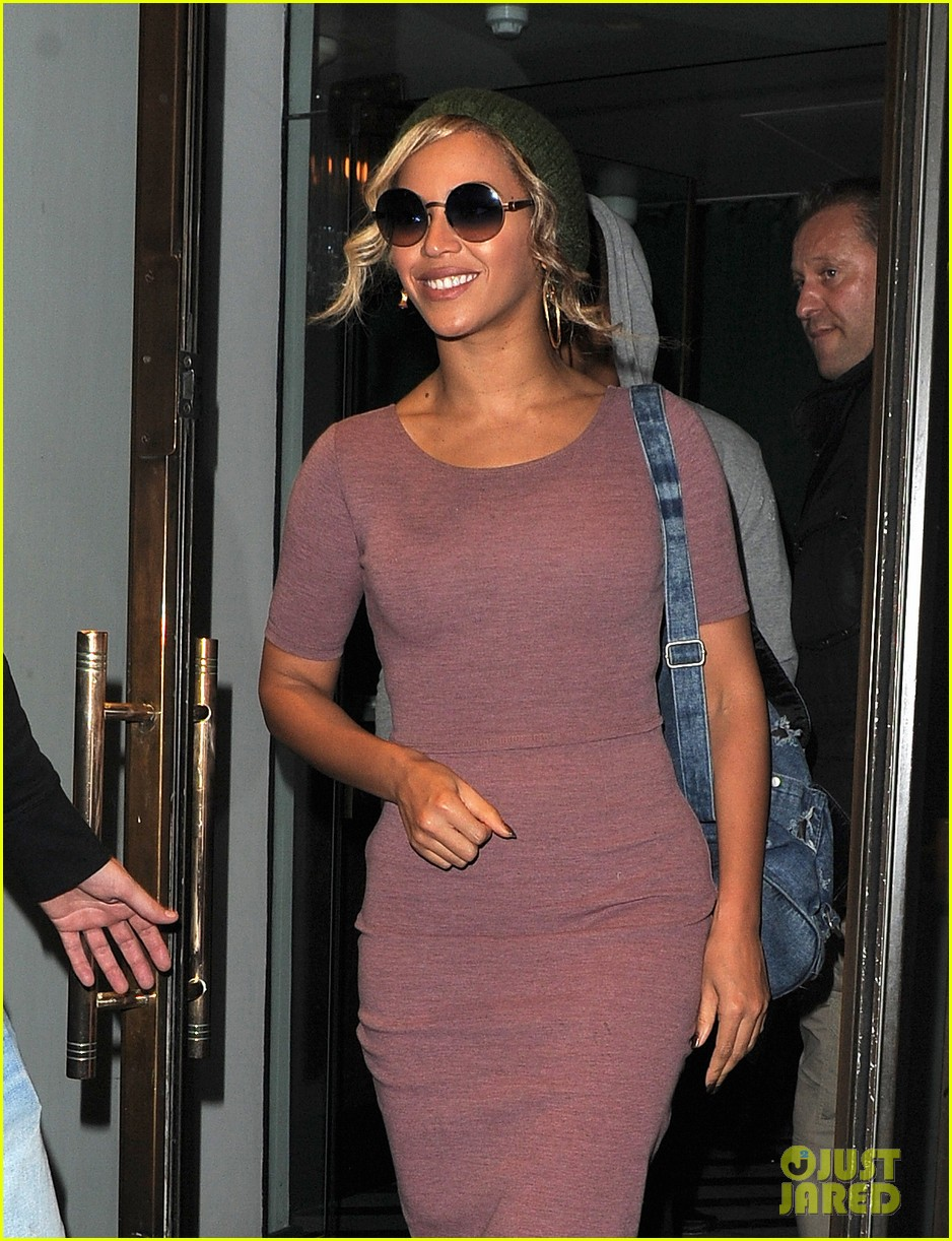 beyonce jay z date night in london before ireland shows 09