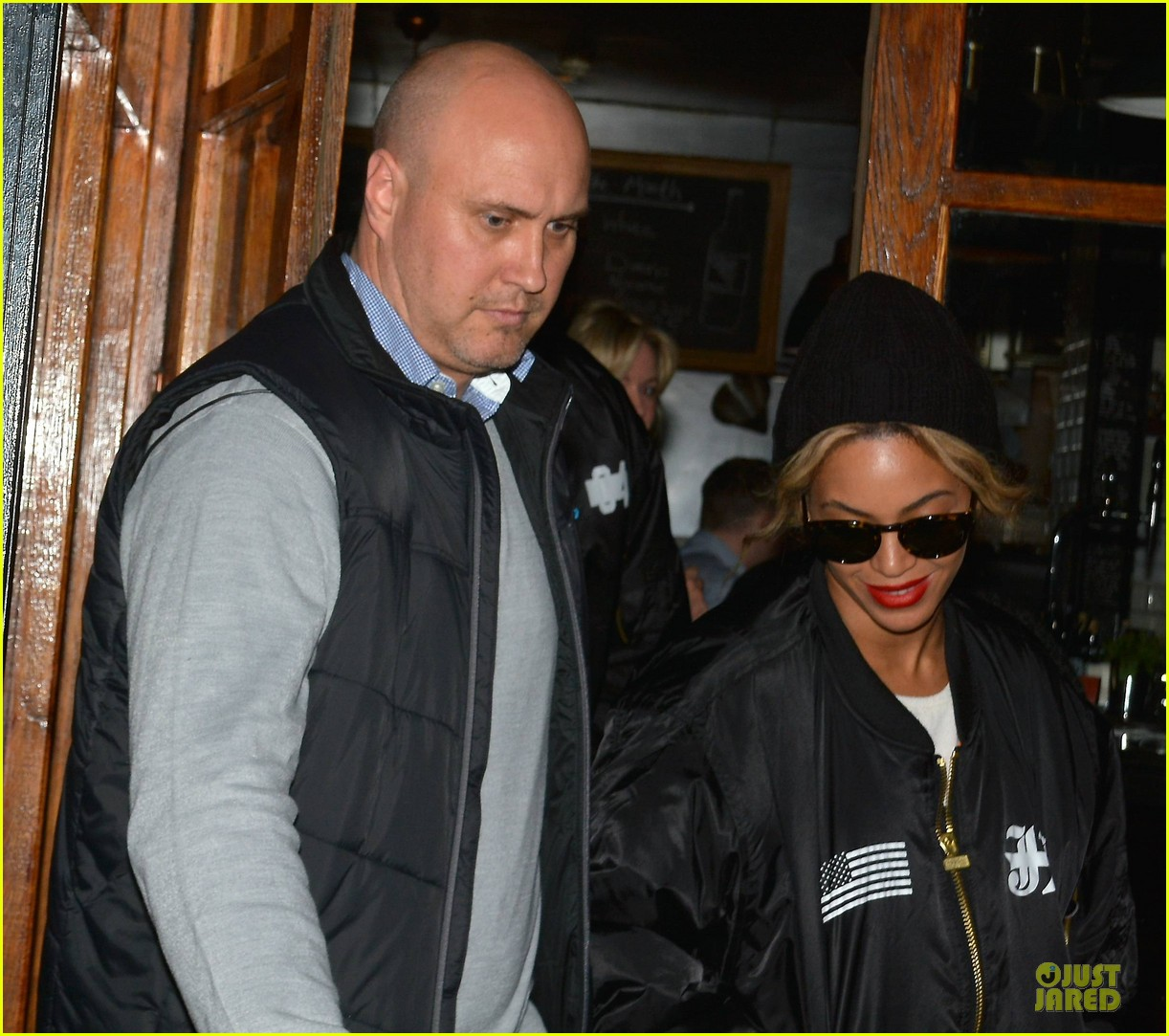 beyonce preps for ireland concert with jay z 07