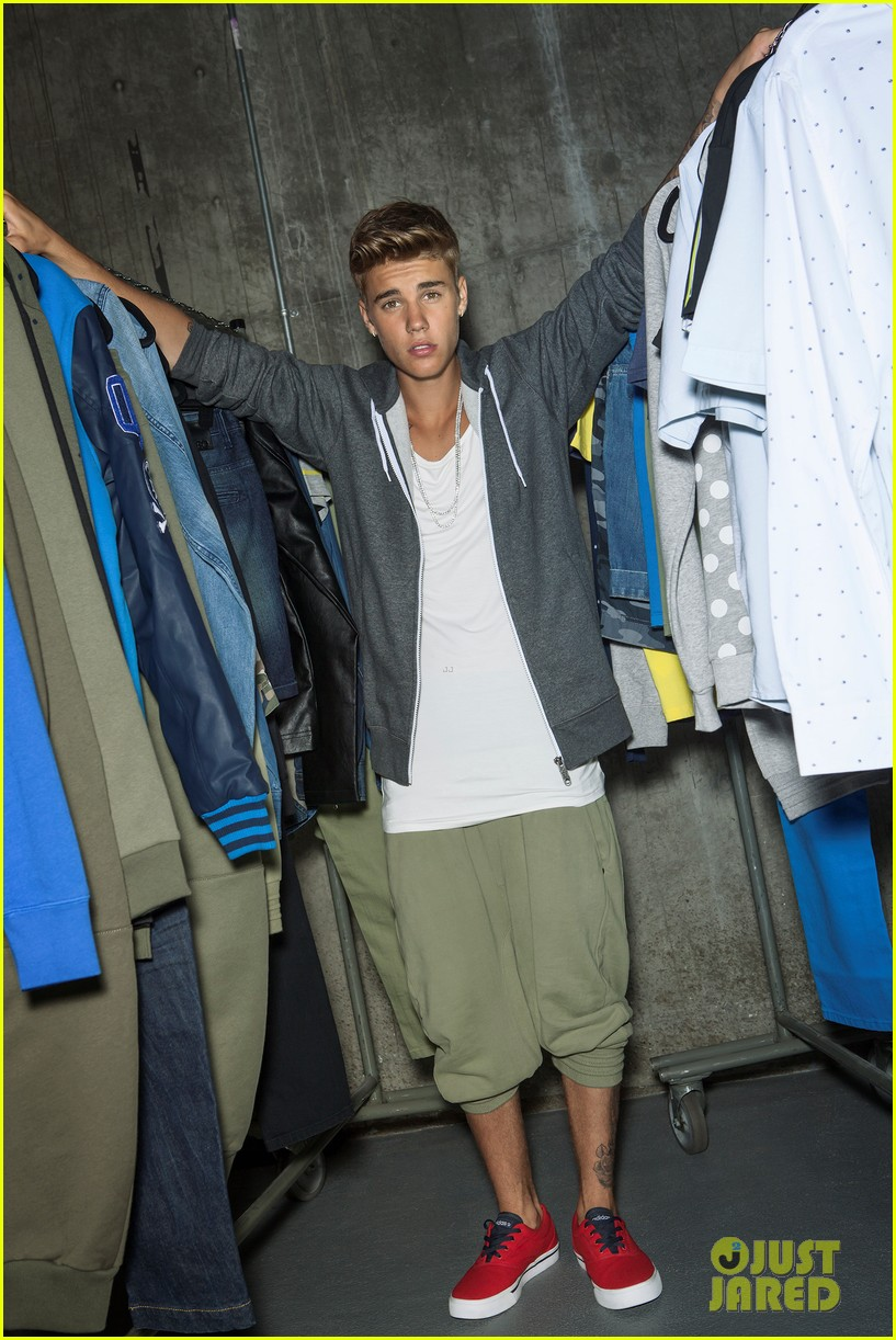 justin bieber adidas neo campaign pictures 12