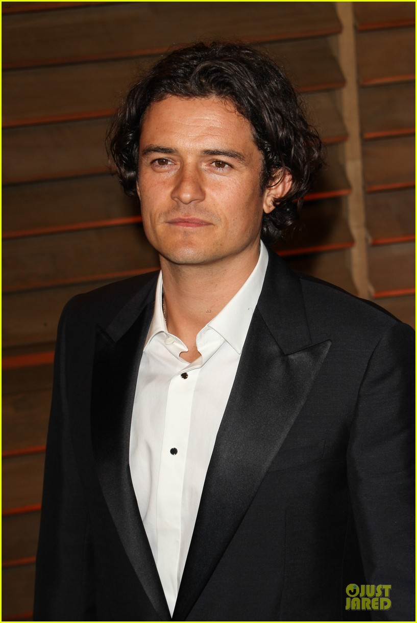 orlando bloom hits same vanity fair oscars party as ex miranda kerr 083064421