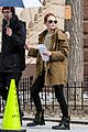 kate bosworth kristen stewart get ready for work on still alice set 14
