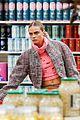 cara delevingne kendall jenner walk supermarket inspired runway at chanel show 12