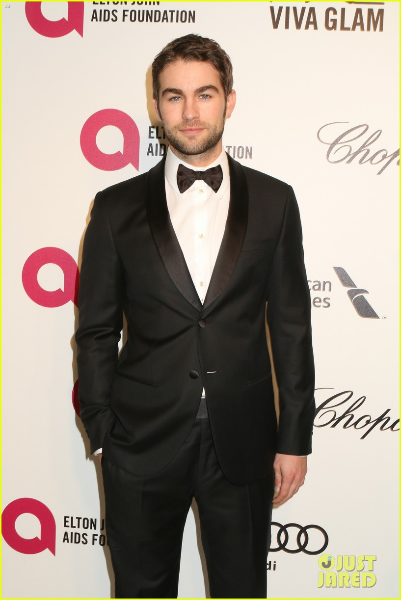 chace crawford ed sheeran elton john oscars party 2014 10