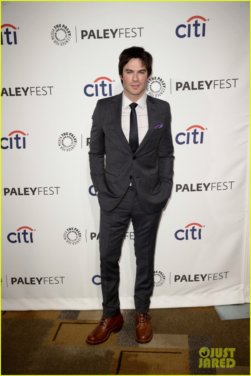 vampire diaries paleyfest panel 13