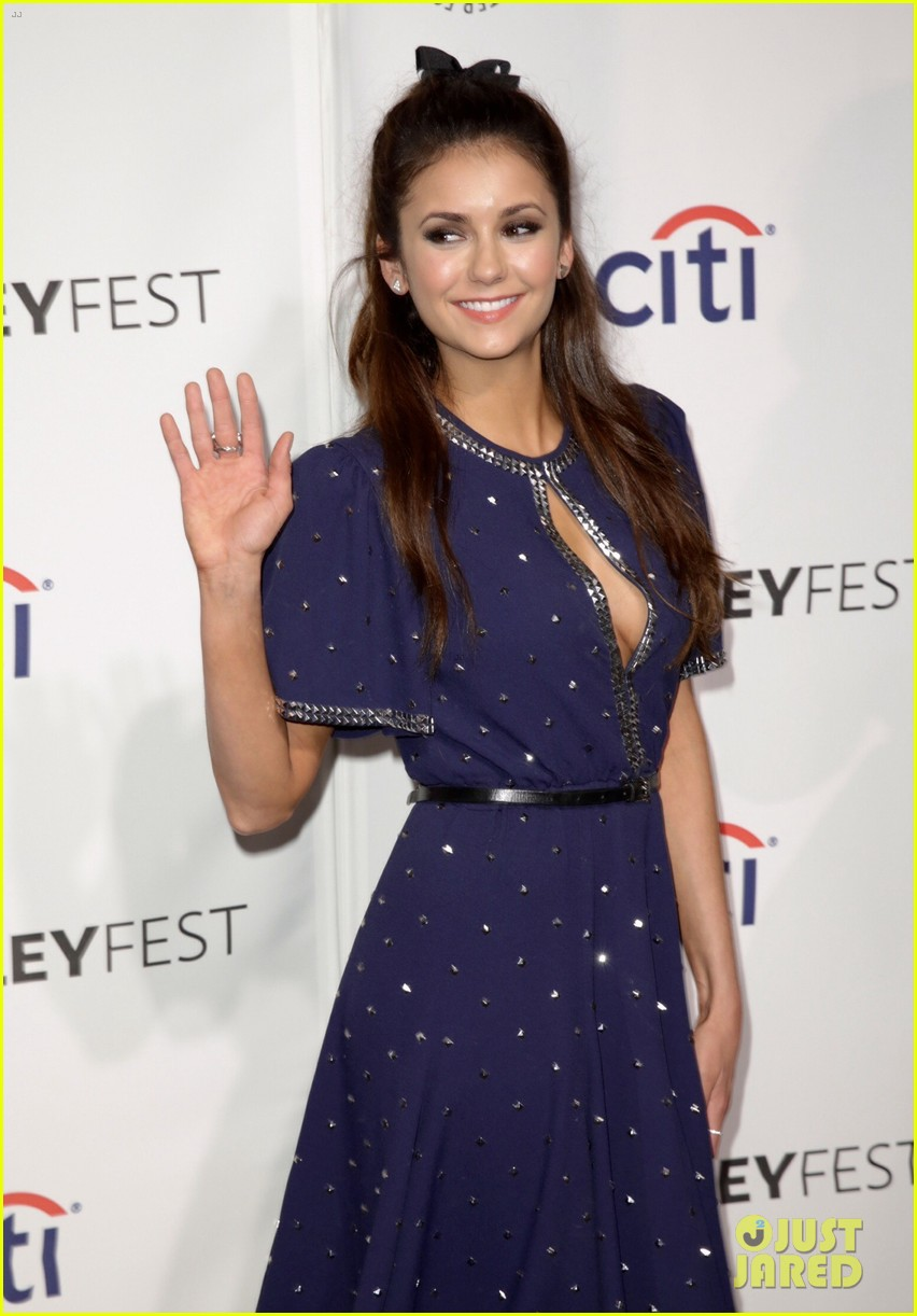 vampire diaries paleyfest panel 213076796