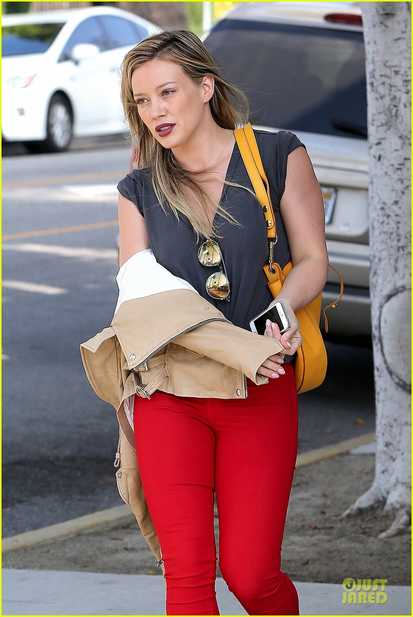 hilary duff just cant get enough of la conversation 063072106