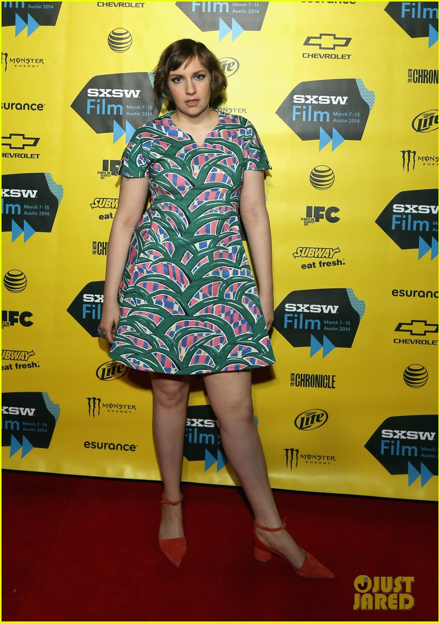 lena dunham opens up about at sxsw 2014 033069670