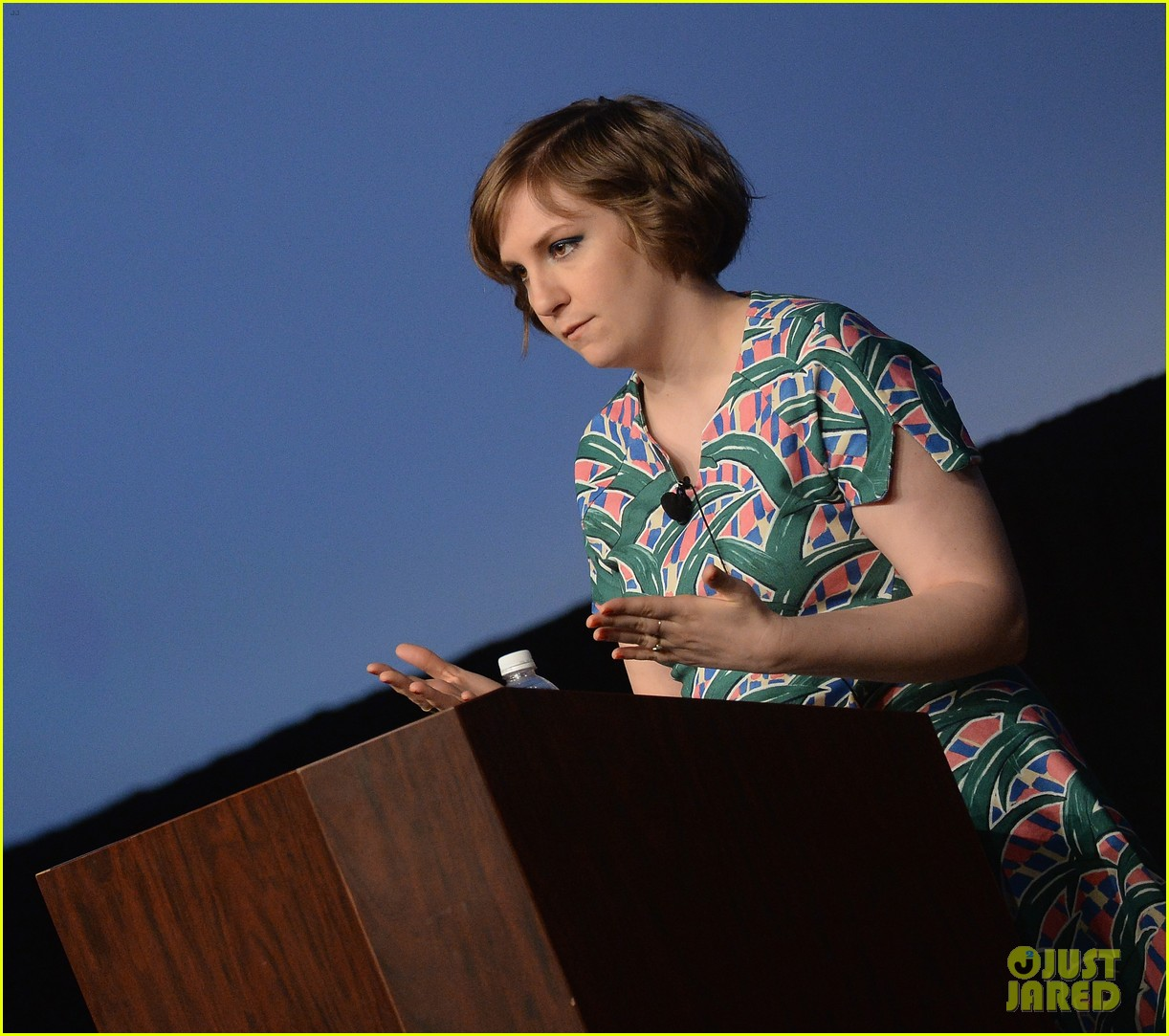 lena dunham opens up about at sxsw 2014 053069672
