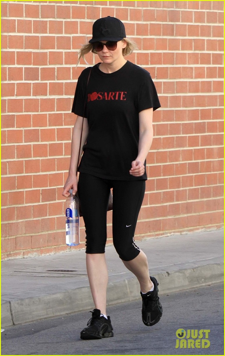 kirsten dunst is all about rodarte at the gym 063068751