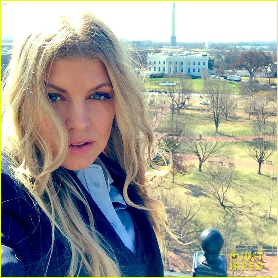 fergie for president white house pic 03