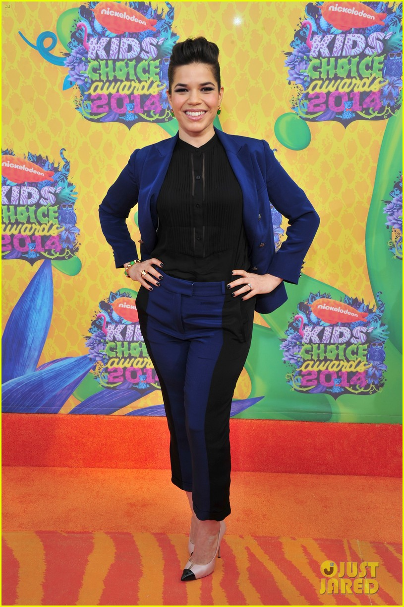 america ferrera kids choice awards 2014 013081260