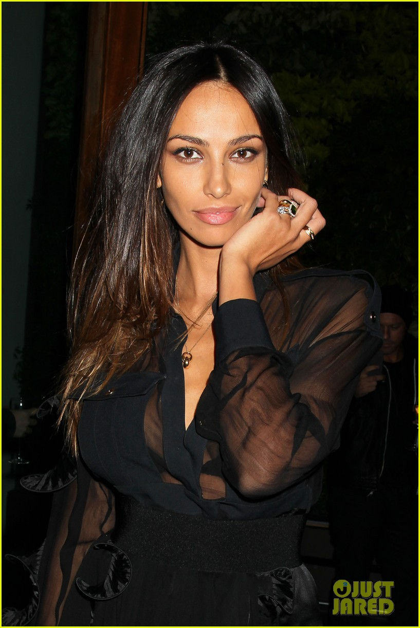 madalina ghenea switches it up at dom hemingway after party 13